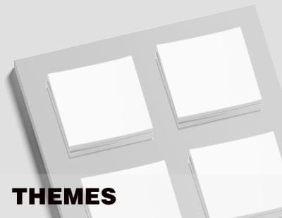 Themes - Resources for every Web Designer